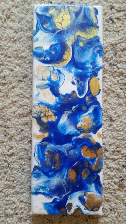 Good Cheer - Amazingly Graced Acrylic Paint Pours