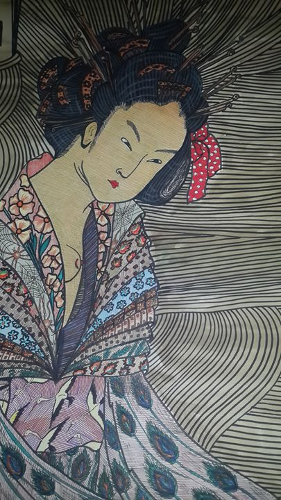geisha after work - repanet