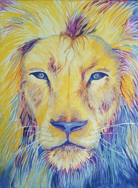 Lion - Carrissa's Art