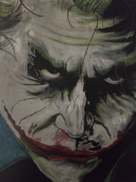 Joker - The Dark Knight - The Parker Gallery