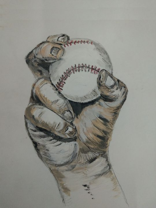 Baseball - Slider - The Parker Gallery