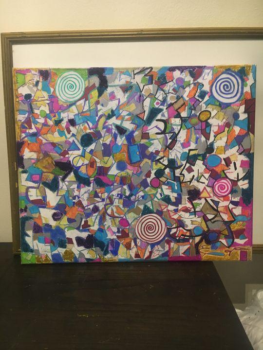 Insanity's door - Erik geovany