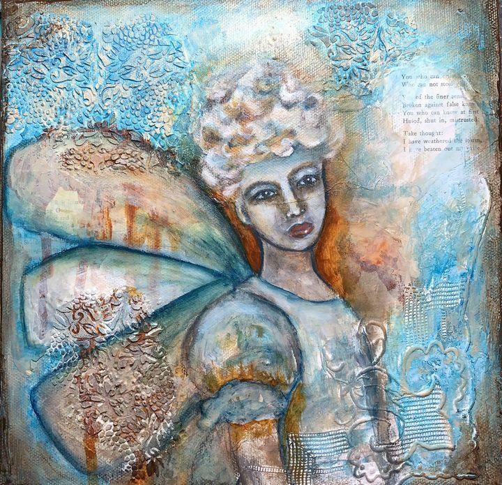Angel Bright - Karen Veal