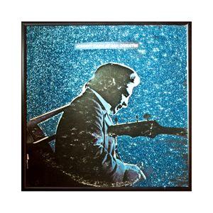 Glittered Johnny Cash Album Art