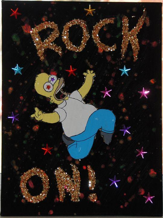 Rock On! - KillerArt