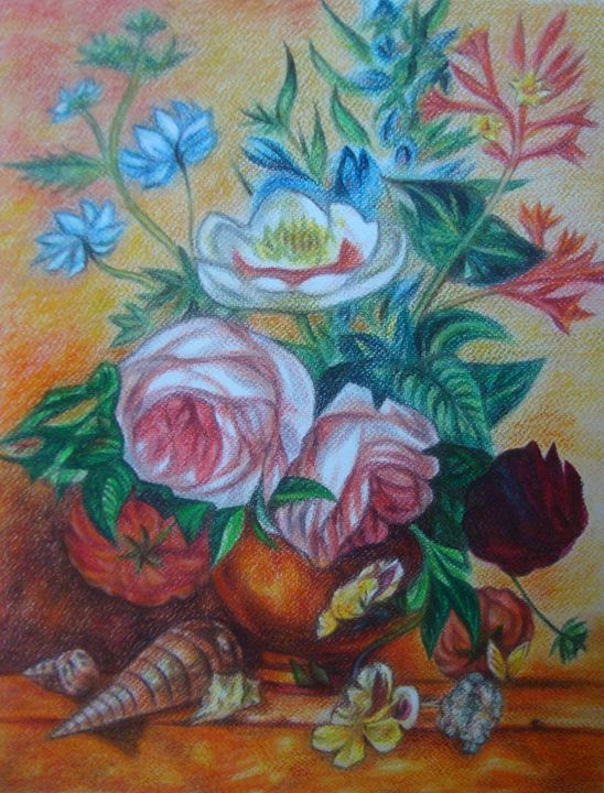 FLowers - Volkov Art