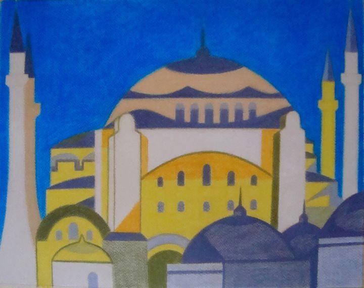 Istanbul - Volkov Art