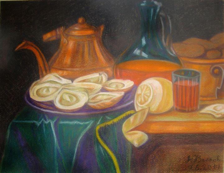 Oysters - Volkov Art