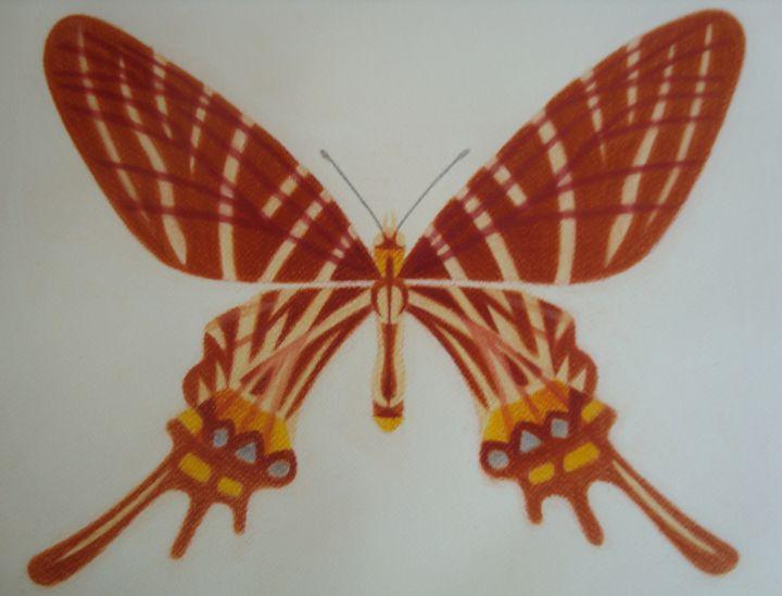 Butterfly - Volkov Art
