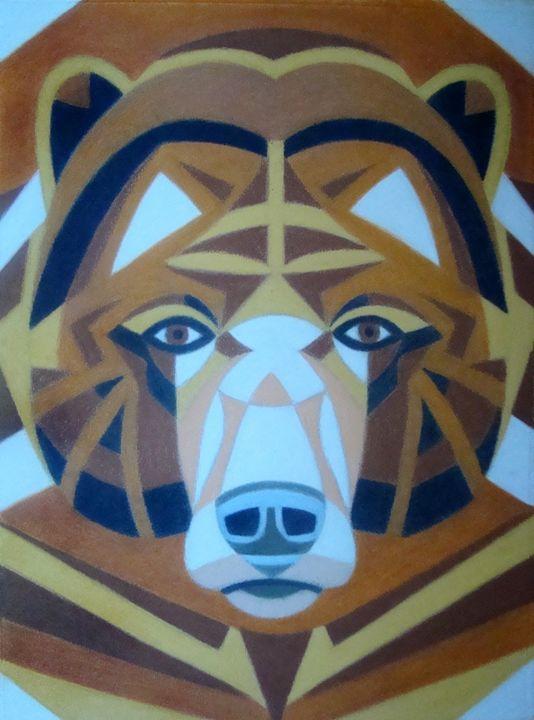 Bear - Volkov Art