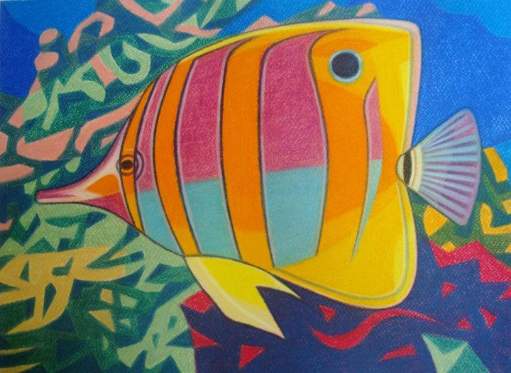 Fish - Volkov Art