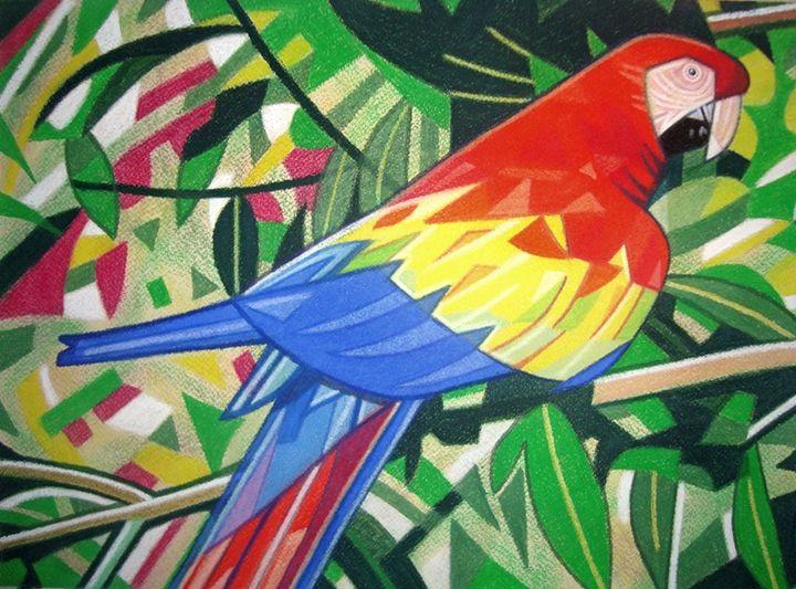 Parrot - Volkov Art