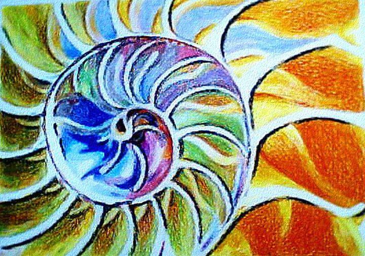Shell 2 - Volkov Art