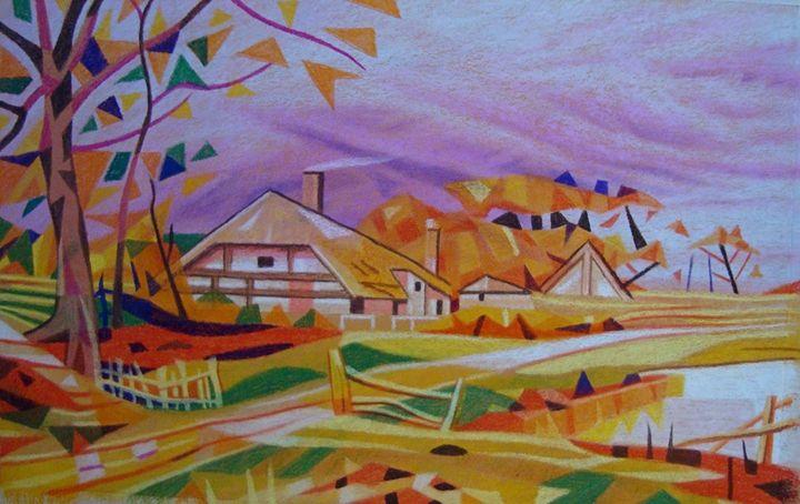 Village - Volkov Art