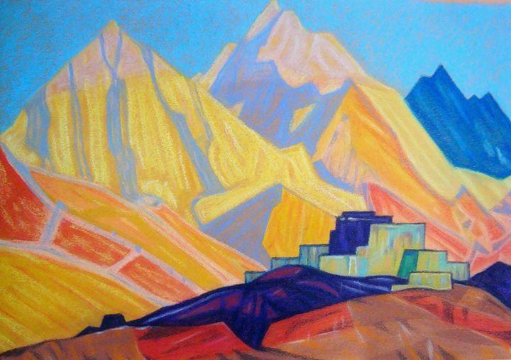Himalayas - Volkov Art