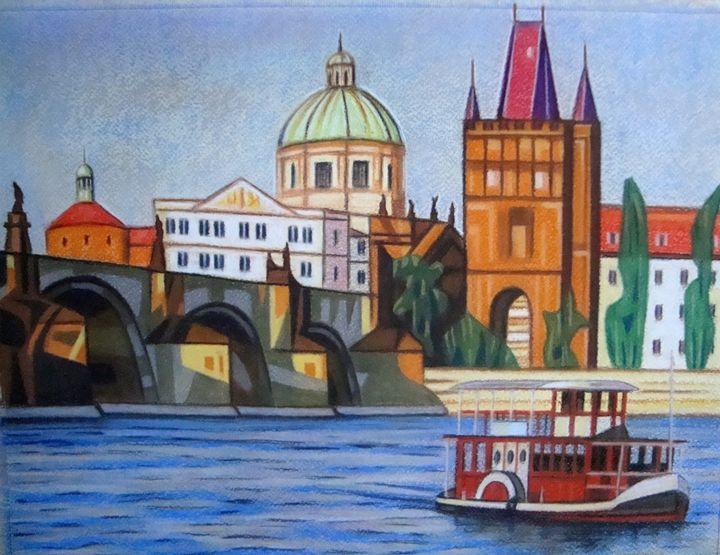 Prague - Volkov Art