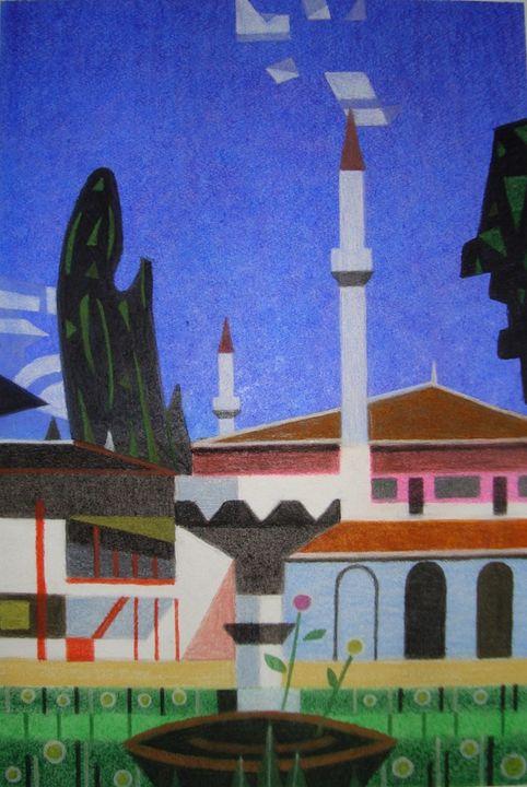 Bakhchisaray - Volkov Art