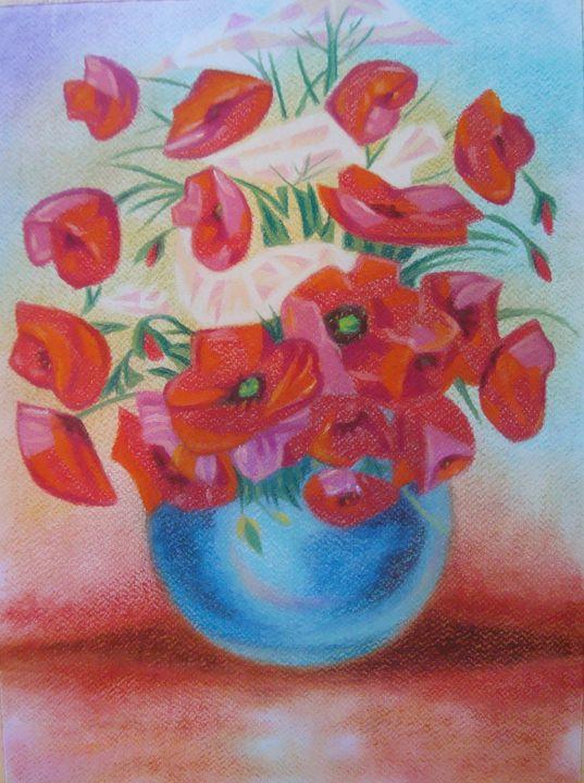 Poppies - Volkov Art