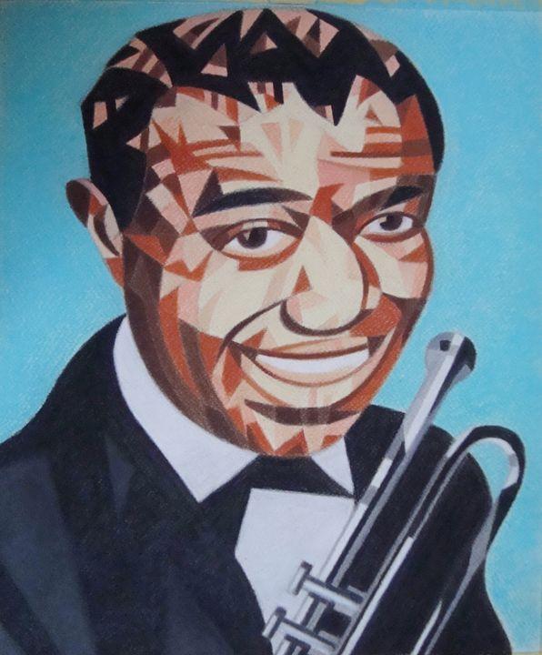 Louis Armstrong - Volkov Art