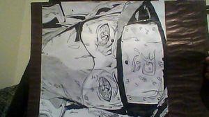 Kakashi Naruto Ink Sketch