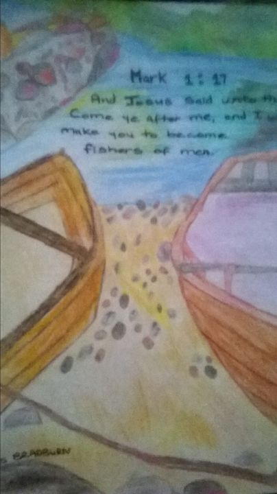 scripture - Miss Bradburn