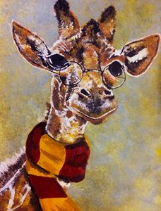 Giraffe Potter