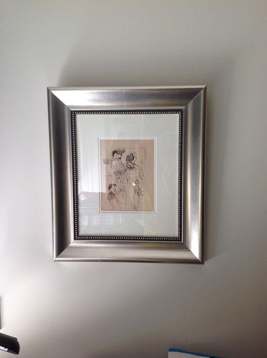 Dobell William - Colins private collection