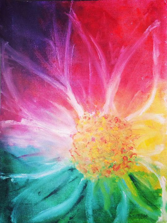 Sunset Fleur - Danielle Roy