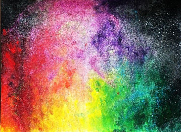 Chakra Galaxy - Danielle Roy
