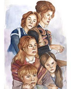 March Family (Little Women)