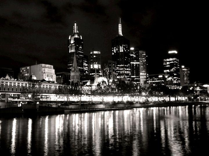 Melbourne Memories - Colin McNaughton-Law