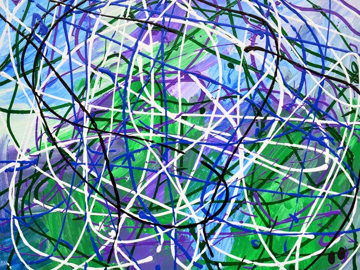 Beyond Infinity - Art by 3valynn