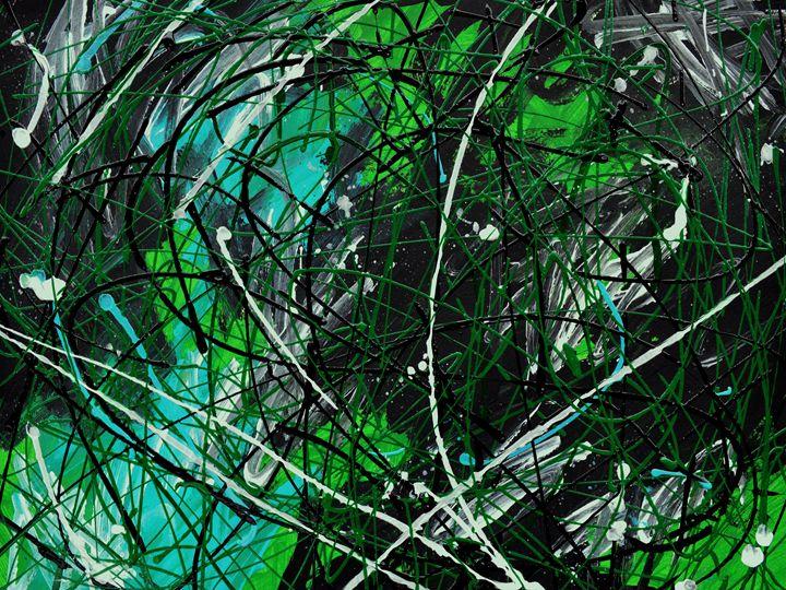 Ever Green - Art by 3valynn