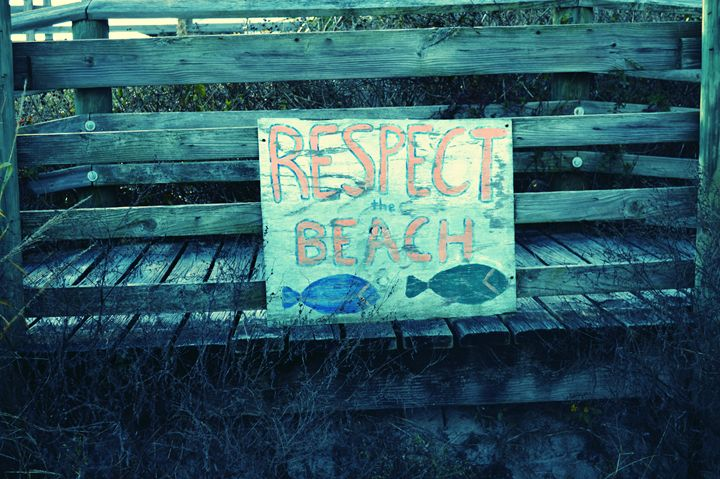 """Respect The Beach"" - Doe Out Of Darkness"