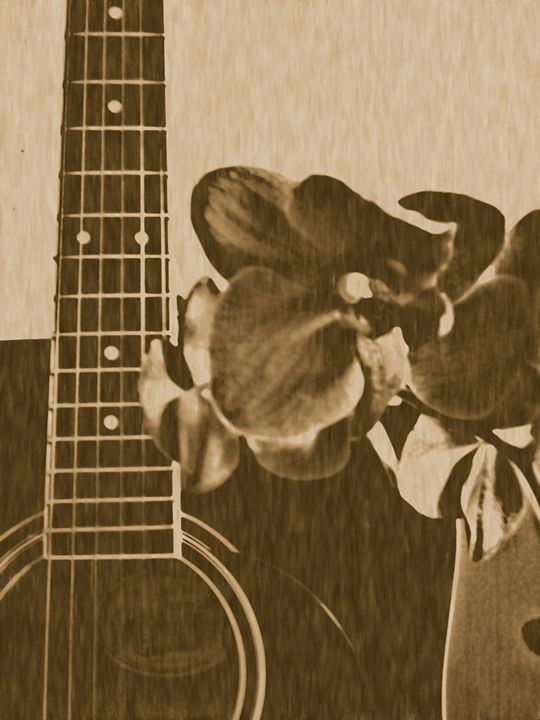 """Ol' Time """"The Orchid & The Strings"""" - Doe Out Of Darkness"""