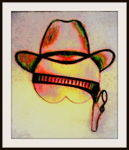 Apple cawboy