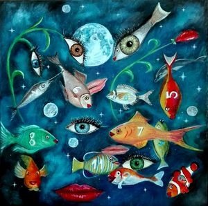 Space fishes