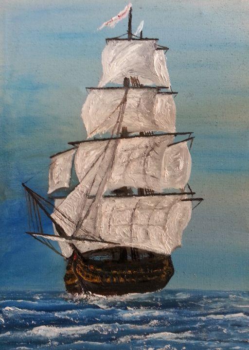The ship 2 - Sav