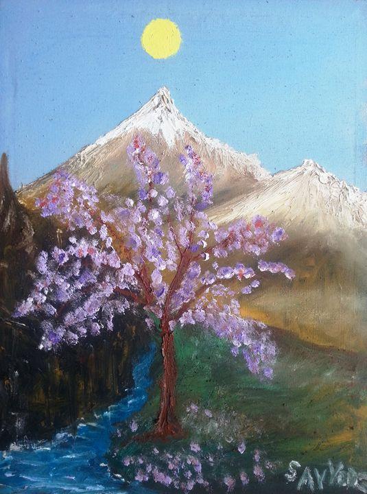 New spring - Sav
