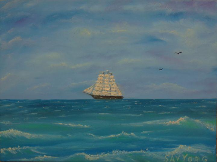 The ship 3 - Sav