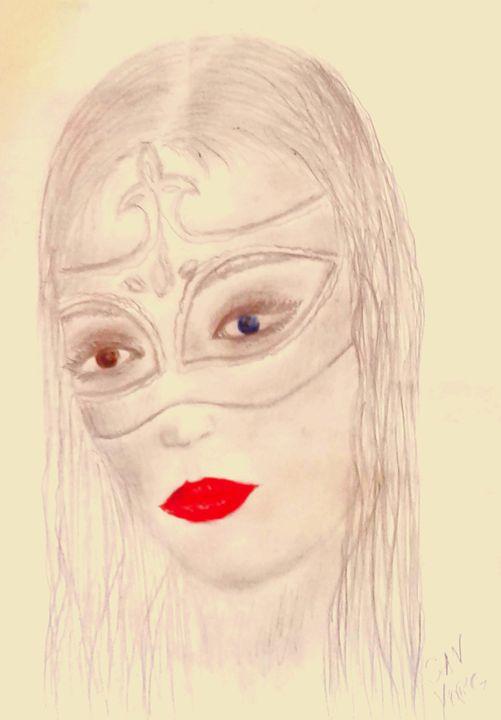 Mask - Sav