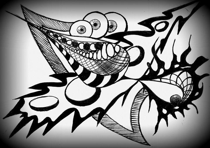 Abstract gr - Sav