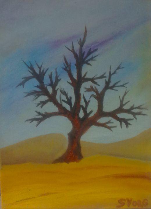 Tree 1 - Sav
