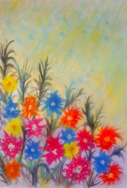 Flowers - Sav