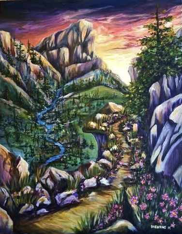 Sequoia - Jennifer Doehring Art