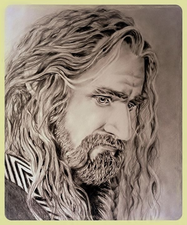 The Hobbit - Jennifer Doehring Art