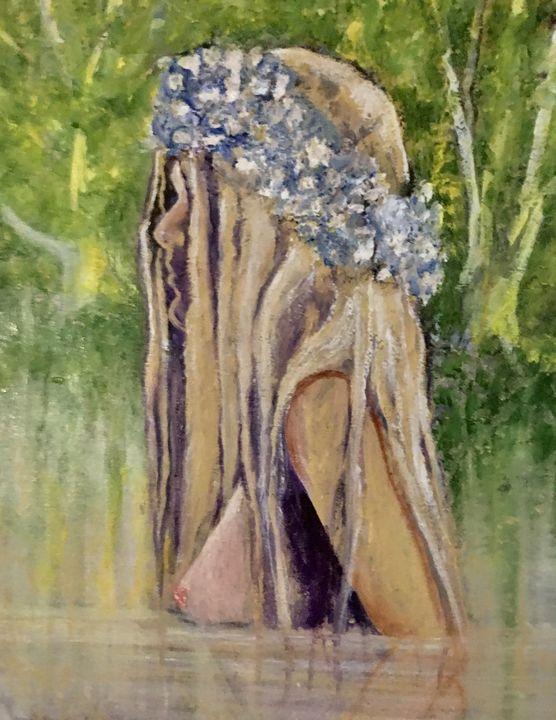 Ophelia - Anne N Buffington, Artist