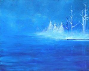 """Silent Frosty Dream"""