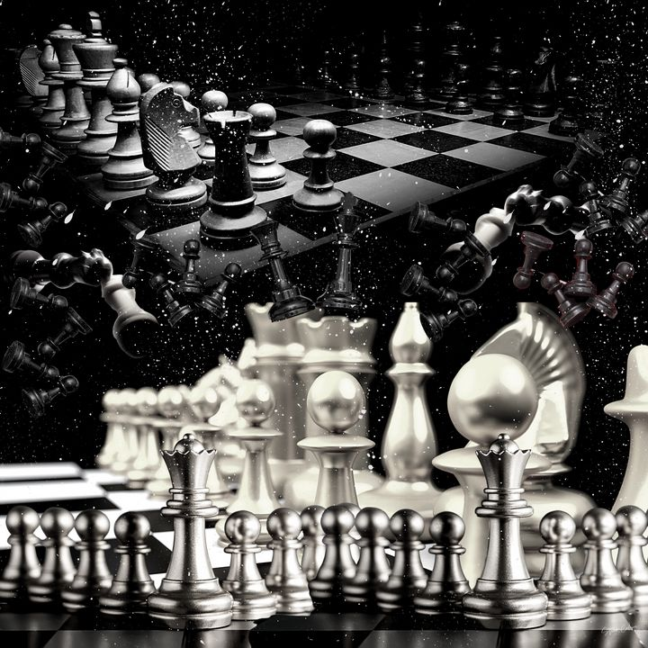 Chess - Steven Calapai Published Artist