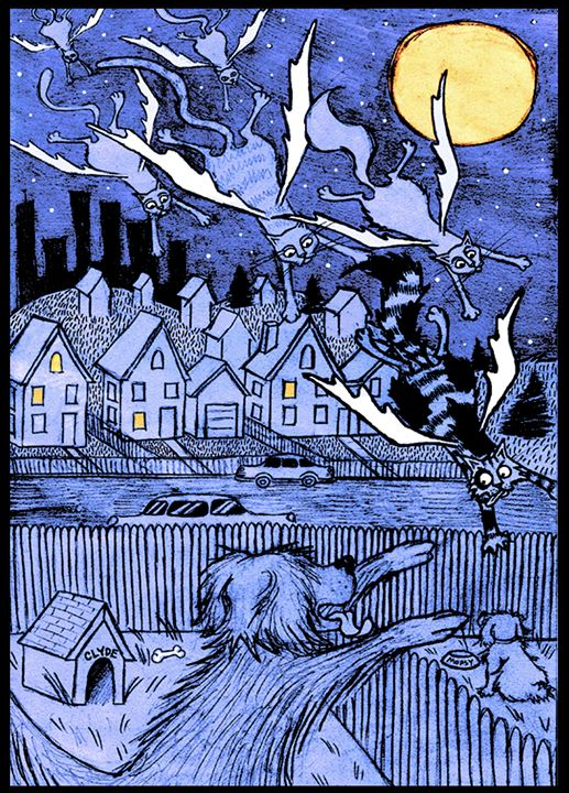 Tormenting Dogs - Annie Waldusky